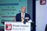 Dmitry Khenkin at the Adam Smith conference Private Investor Russia & CIS